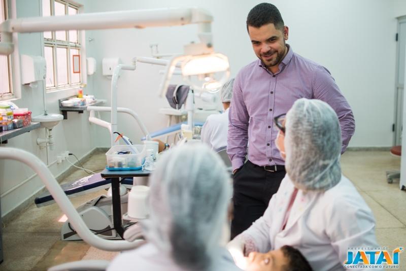 Secretaria de Saúde retoma atendimento odontológico no Posto de ... edf3345609
