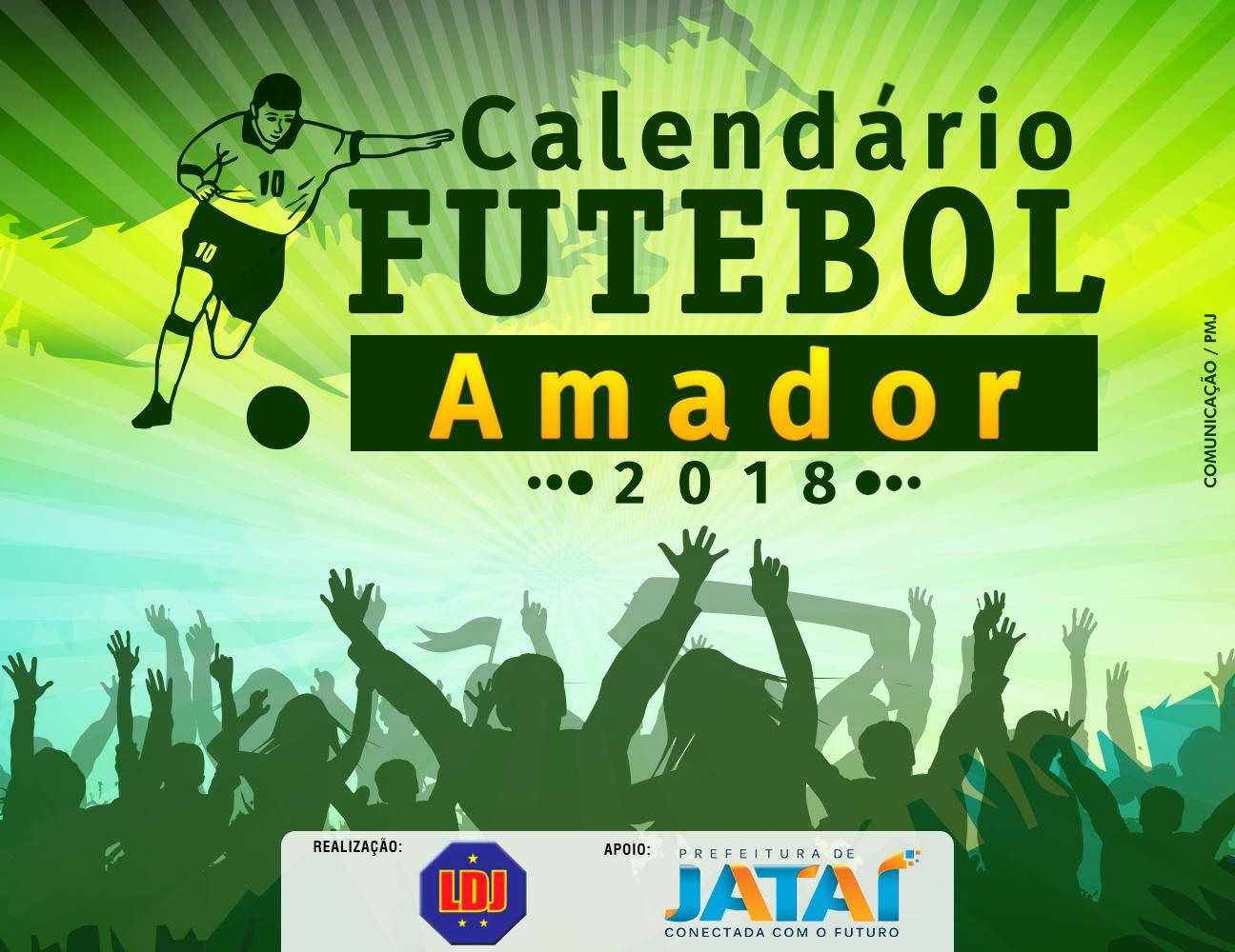 4e260719d6 Campeonatos de futebol amador têm início com o apoio da Prefeitura ...