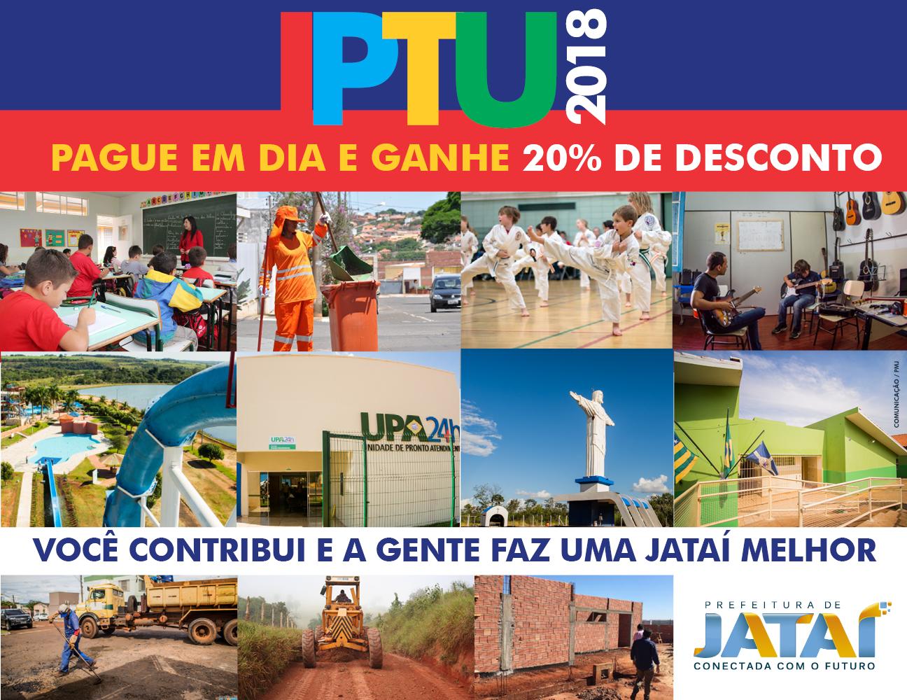 ef751bad519b3 Prefeitura começa a distribuir boletos para pagamento do IPTU de ...