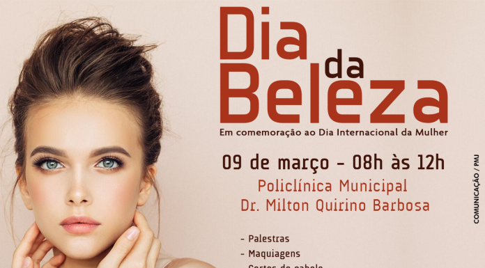 a17c3094b6 Prefeitura promoverá Dia da Beleza na Policlínica Municipal por ocasião do  Dia Internacional da Mulher