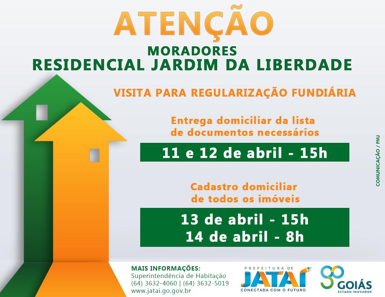 Regulariza O Fundi Ria Prefeitura Realizar Visita Domiciliar No