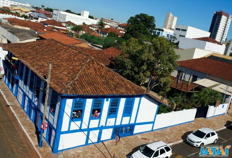 8a681f9c6ef51 Museu Histórico Francisco Honório de Campos Endereço  R. José Manoel  Vilela, 286 – Centro