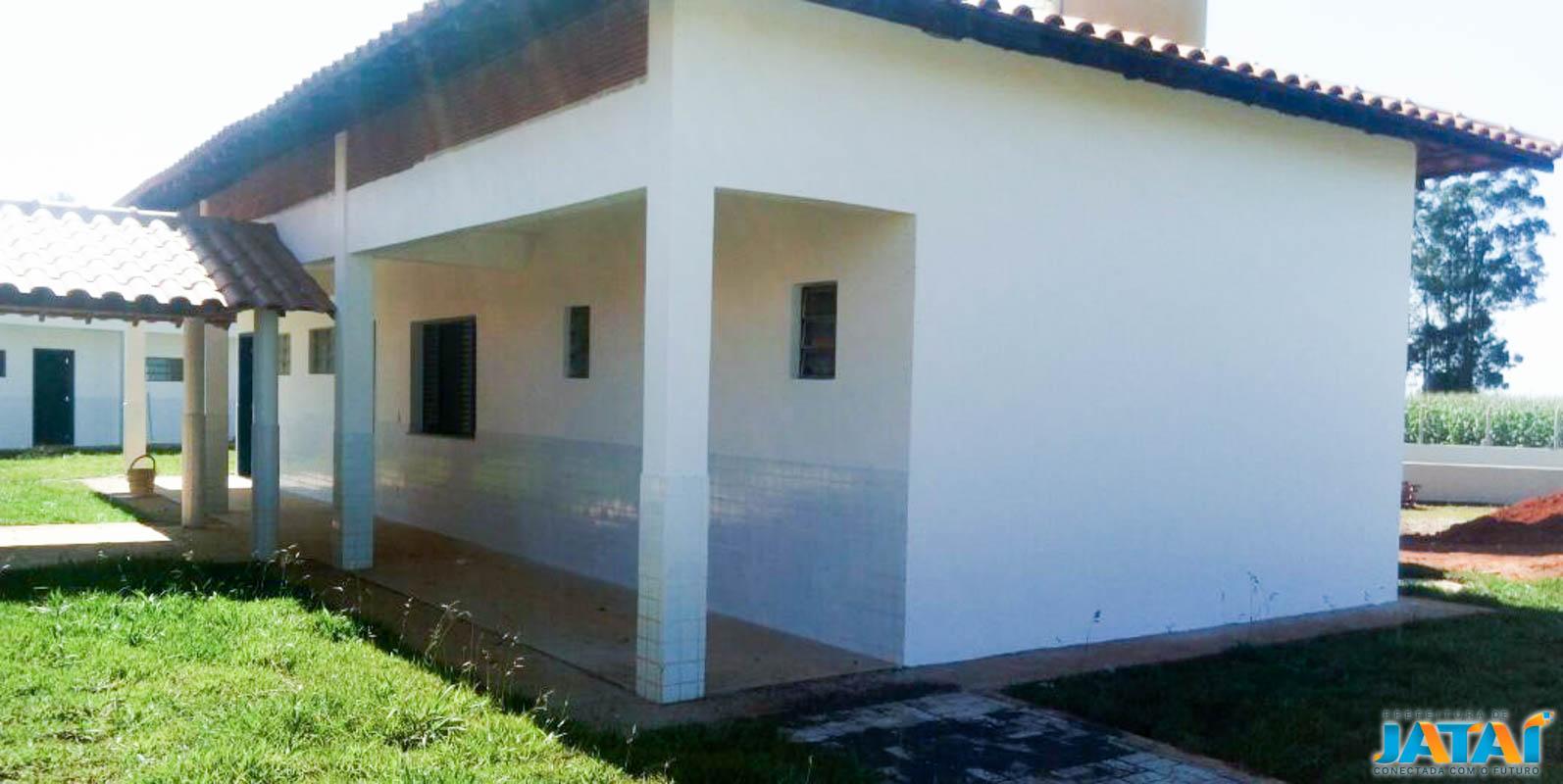 EDUCAÇÃO | Obras na escola rural Nilo Lottici estão sendo