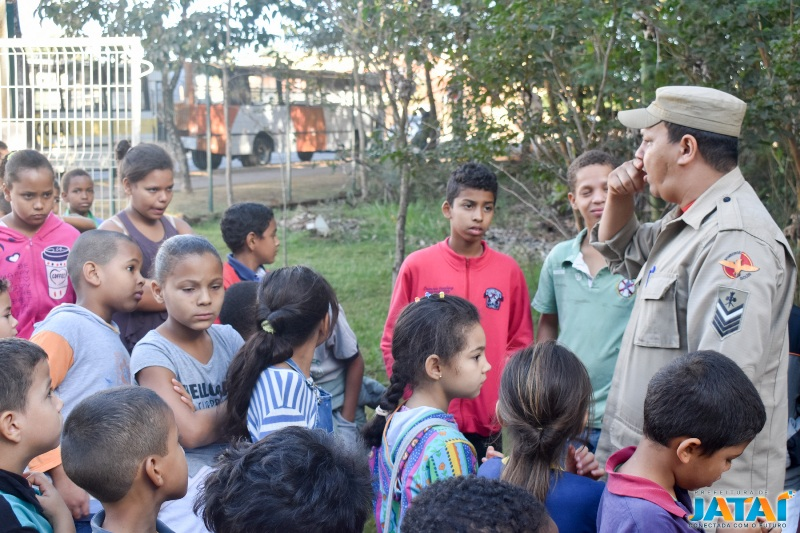 Prefeitura Realiza Colônia De Férias Para Crianças E