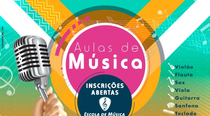 f711455354 Escola Municipal de Música abre inscrições para aulas gratuitas ...
