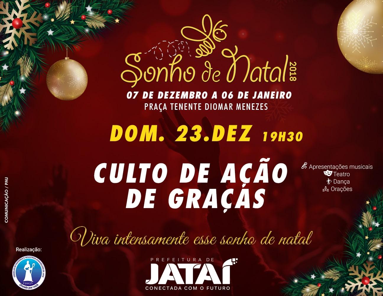 SONHO DE NATAL  848850f6d36