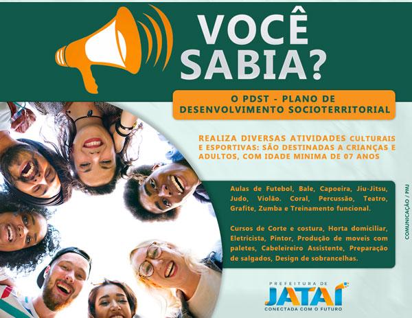 20cfa01b0 Você Sabia  Prefeitura promove diversas atividades gratuitas para ...