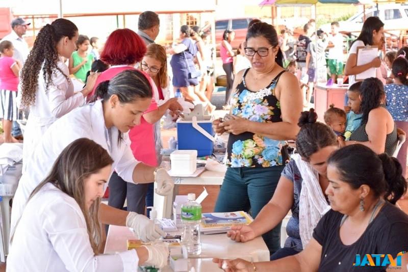 2ba37e4e8 O Plano de Desenvolvimento Socioterritorial (PDST) promoveu no sábado (26)  diversas atividades sociais