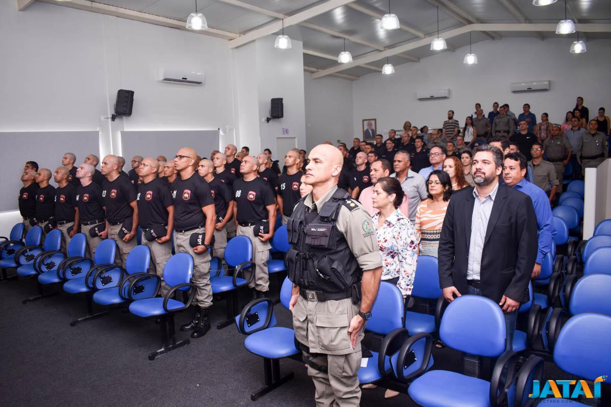 Encerrando o evento, foi ministrada uma palestra sobre patrulhamento  tático, pelo coronel Ricardo Rocha. daa128ef3f