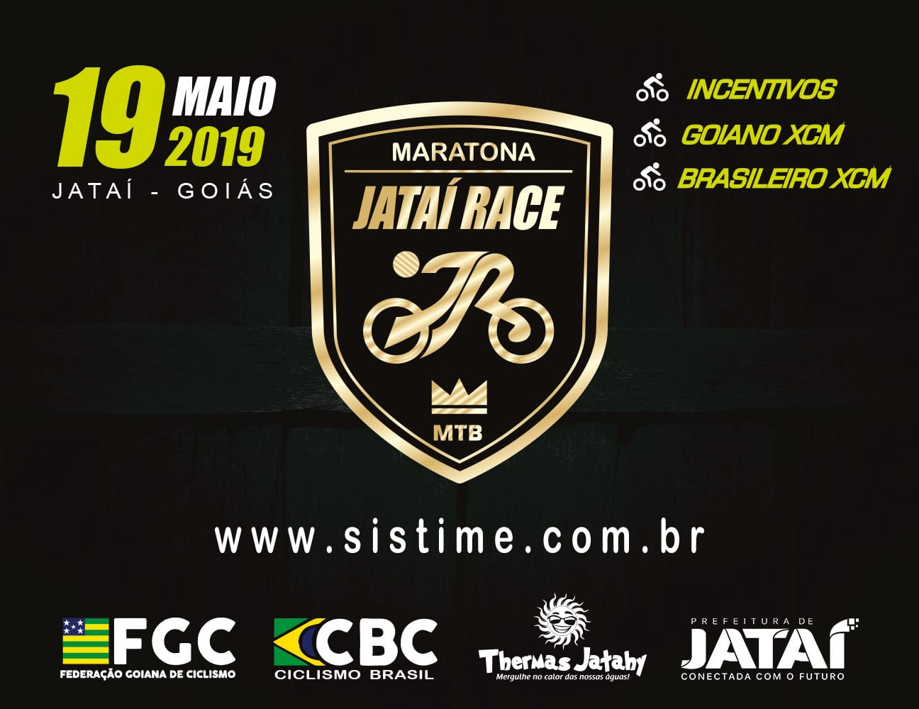 ad398fee5 Maratona do Ranking Brasileiro e Goiano de Mountain Bike XCM abre ...