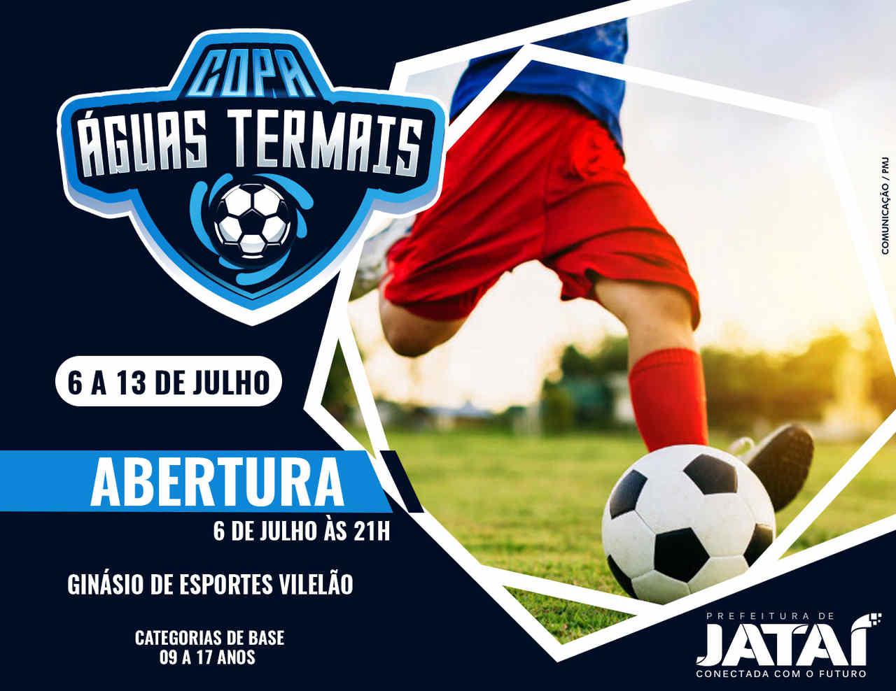 c9e303331 ESPORTE E TURISMO | Copa das Águas Termais fará de Jataí a capital ...